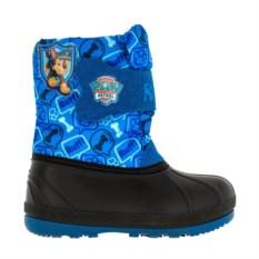 Синие сноубутсы для мальчиков Paw Patrol