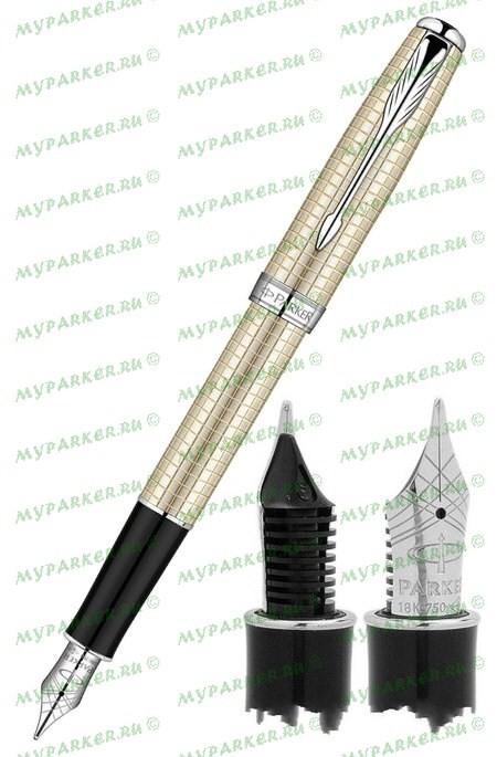 Перьевая ручка Parker Sonnet 2010