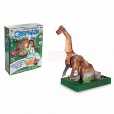 Конструктор 3D Брахиозавр