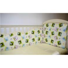Бортик в детскую кроватку