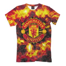 Футболка - Print Bar - Manchester United