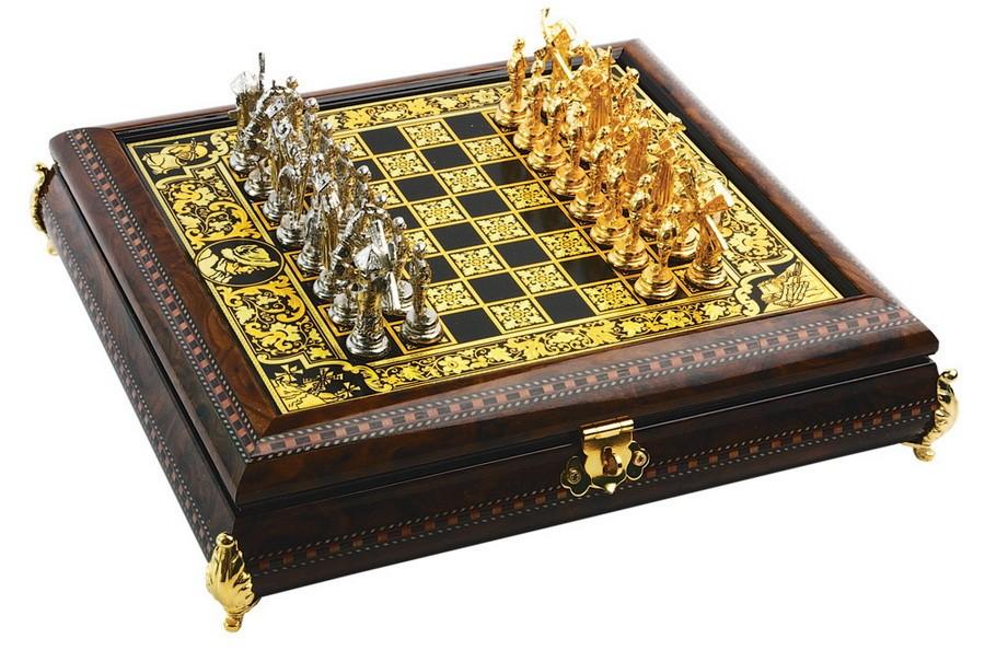 Сувенирные шахматы Дон Кихот