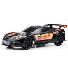 Машинка New Bright&Soma Corvette C7R (цвет — чёрный)