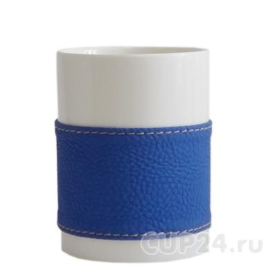 Стакан Simple lifе прямой (синий)