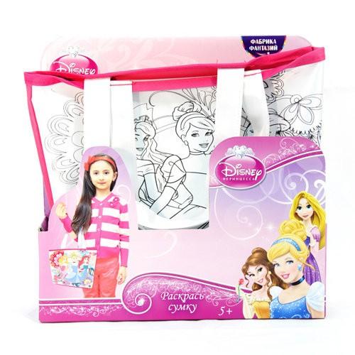 Набор для детского творчества Раскрашивание сумки