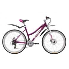 Горный женский велосипед Stark Indy lady disc (2016)