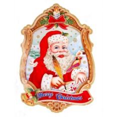Новогодняя композиция Санта