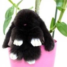 Брелок Меховой кролик