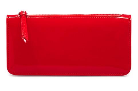 Красный кошелек Voyage