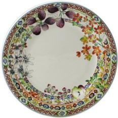 Десертная тарелка Gien Багатель (22 см)