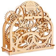 Механический 3D-конструктор Ugears «Театр»