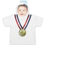 Детская футболка Золотая медаль