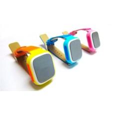Умные детские часы с GPS Q60S Smart Baby Watch (оранжевый)