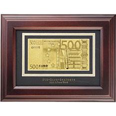 Банкнота «500 евро»