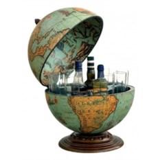 Настольный глобус-бар Лагуна