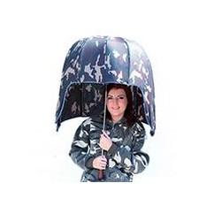 Зонт-трость Армейская каска