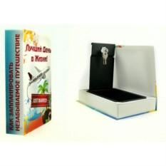 Книга-сейф Свадебное путешествие