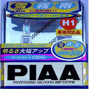 Галогенные лампы «PIAA»