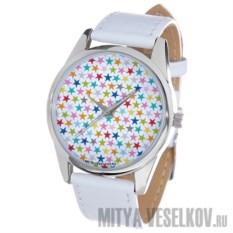 Часы Mitya Veselkov Звездочки