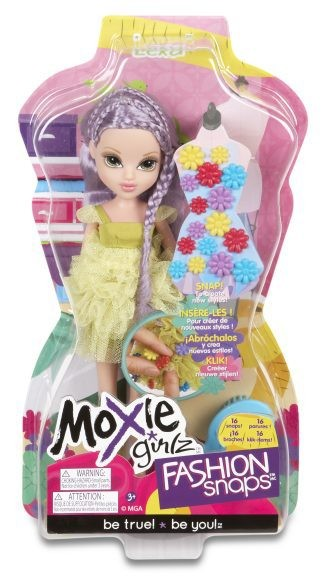 Кукла Moxie Укрась платье, Лекса