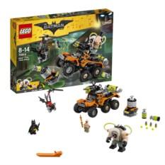 Конструктор Lego Batman Химическая атака Бэйна