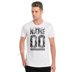 Мужская именная футболка Name 00