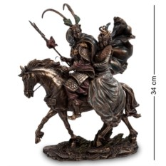 Статуэтка Воин и его возлюбленная