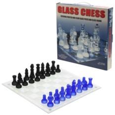 Настольная игра Стеклянные шахматы, размер 29х28,5х5,5 см