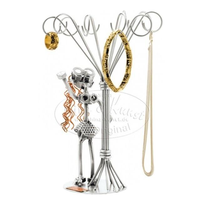Фигурка из металла Hinz & Kunst Дерево для драгоценностей