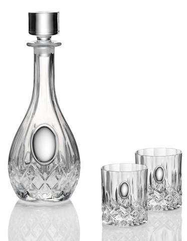 Графин и 2 стакана для виски