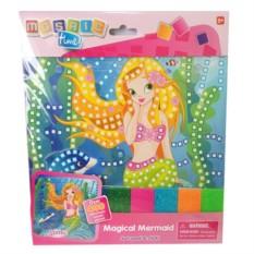 Пластмассовая детская мозаика Русалочка