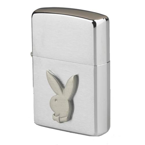 Зажигалка бензиновая Zippo Playboy Bunny