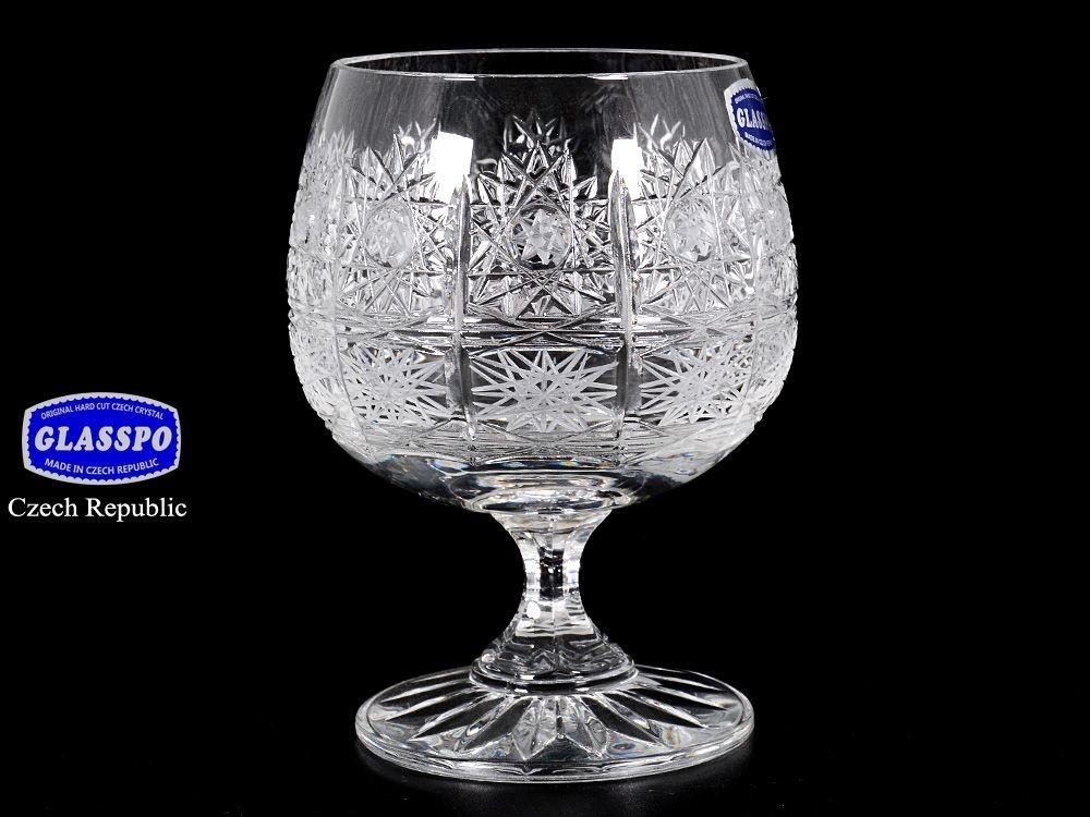 Набор из 6 бокалов для бренди 190 мл Glasspo