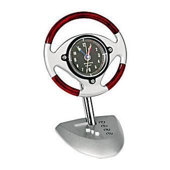Часы-руль на рычаге переключения скоростей