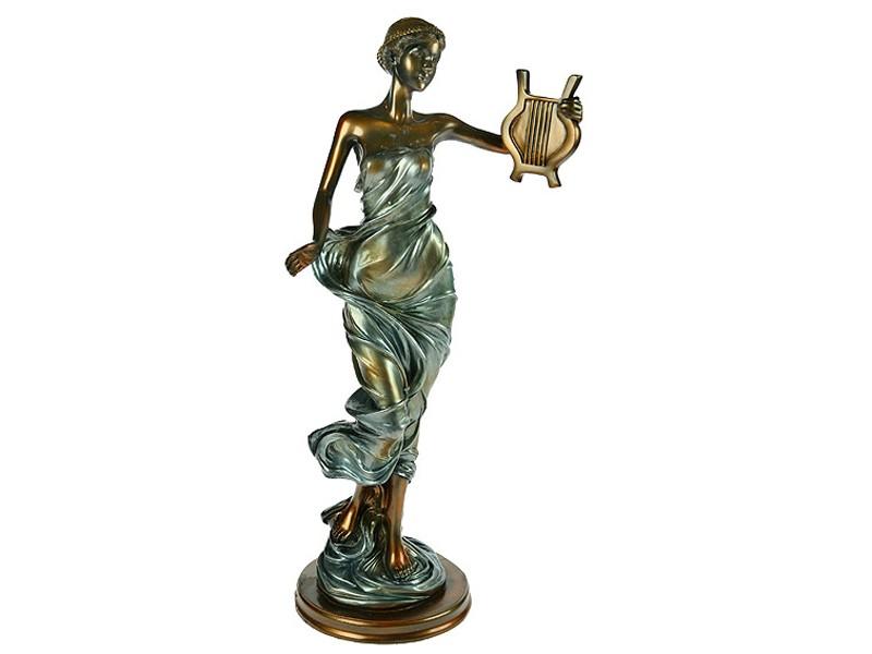 Статуэтка Греческая богиня искусства – Муза