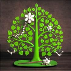 Зелено дерево для украшений Bodhi