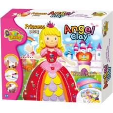 Глина для детского творчества Мир принцессы