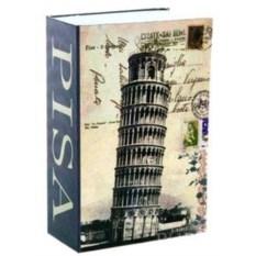 Книжка-сейф Пизанская башня