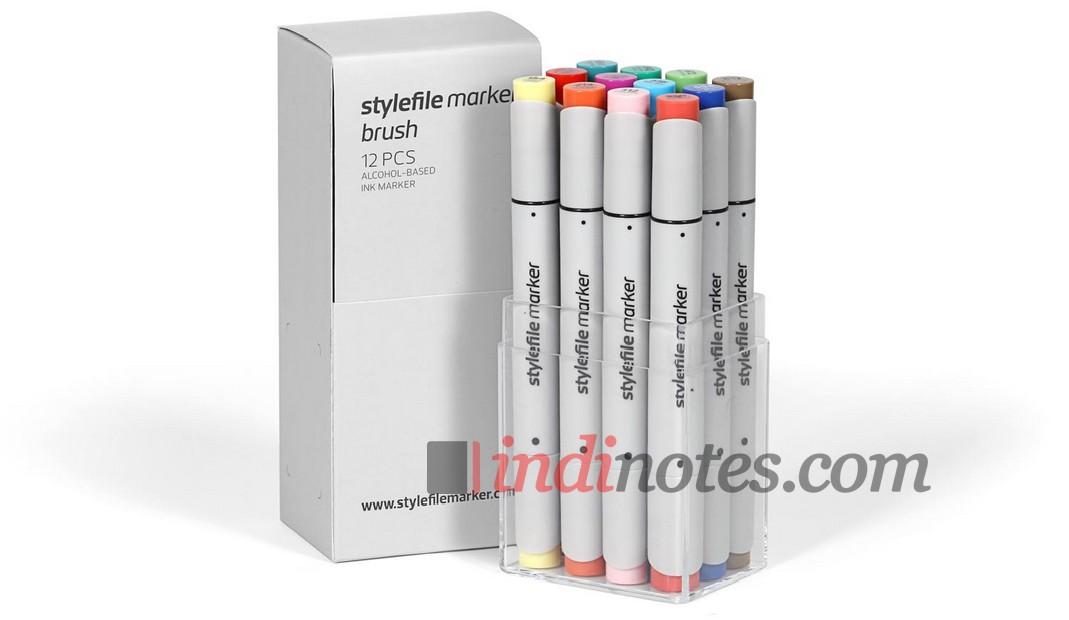 Набор маркеров - основные цвета
