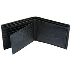 Мужское портмоне, черное