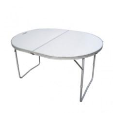 Складной овальный стол Helios Т-21407M