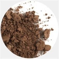 Бронзер сатиновый (темно-медный), era minerals