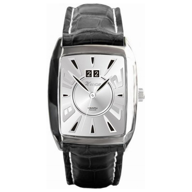 Мужские серебряные часы «НИКА» — «Ралли»