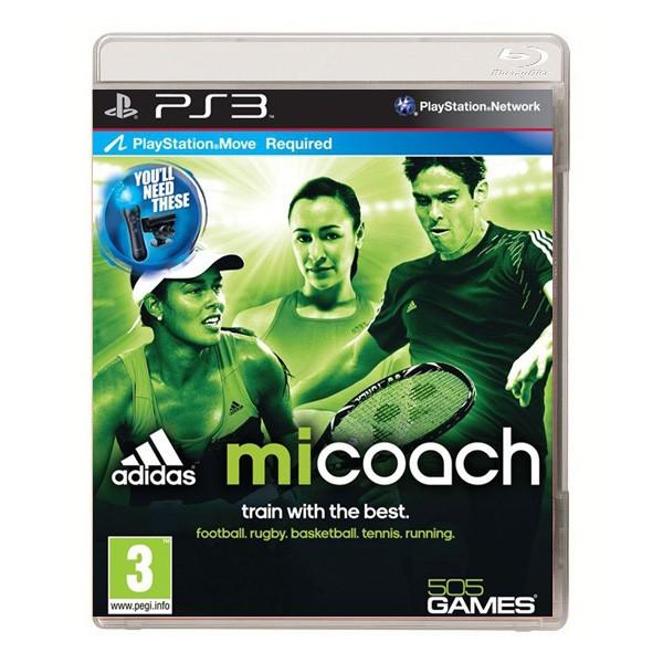 Игра Adidas Micoach PlayStation Move (PS3)