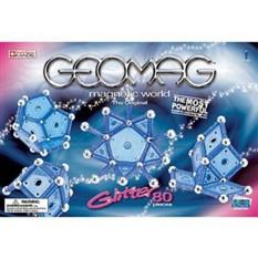 Магнитный конструктор GEOMAG Glitter 80