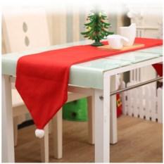 Украшение стола Новогодний колпак