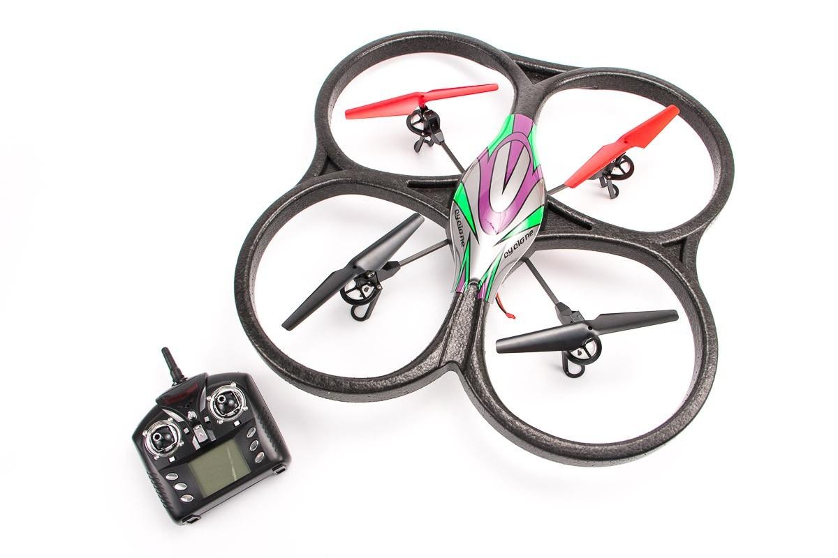 Радиоуправляемый квадрокоптер WL Toys UFO Drones WLT-V333
