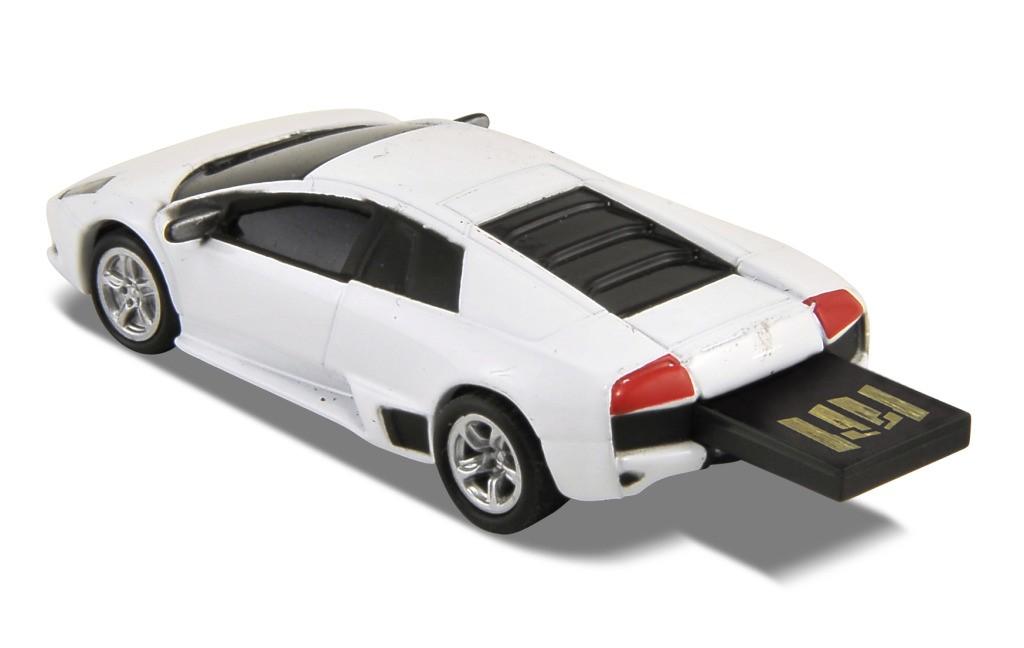 Флеш накопитель в виде машины Lamborghini Murcielago