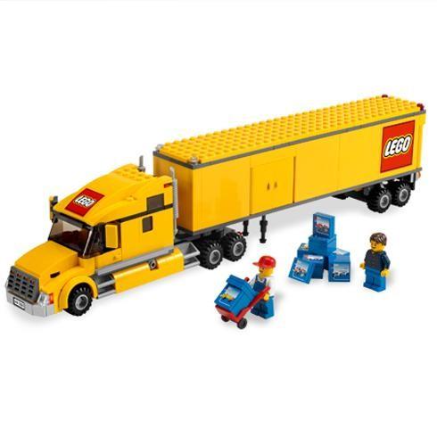 Lego City «Грузовик»