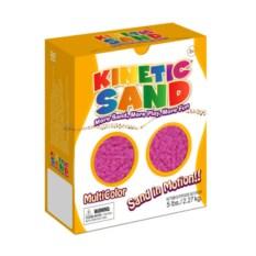 Фиолетовый кинетический песок (2,27 кг)